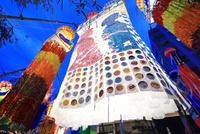 湘南ひらつか七夕まつり 10669003253| 写真素材・ストックフォト・画像・イラスト素材|アマナイメージズ