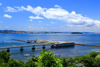 神奈川県 走水漁港
