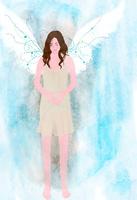 天使 10672000027| 写真素材・ストックフォト・画像・イラスト素材|アマナイメージズ