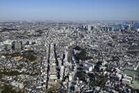 保土ヶ谷駅空撮 南西側より東京・横浜方面へ
