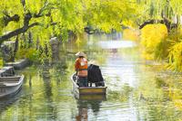倉敷美観地区の町並み 10685001101| 写真素材・ストックフォト・画像・イラスト素材|アマナイメージズ