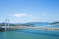 鷲羽山より瀬戸大橋