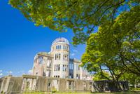 平和のシンボル原爆ドーム