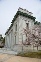 江田島旧海軍兵学校の春 10685002467| 写真素材・ストックフォト・画像・イラスト素材|アマナイメージズ