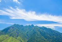 箱石峠より阿蘇の根子岳