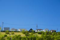 団地の住宅 10685003078| 写真素材・ストックフォト・画像・イラスト素材|アマナイメージズ
