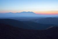 阿蘇大観峰の朝 10685003649  写真素材・ストックフォト・画像・イラスト素材 アマナイメージズ