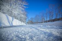 雪道の路面