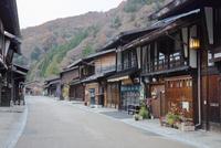 木曽路 奈良井宿