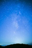 竜王山より満天の星