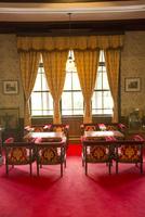 旧三井港倶楽部の豪華な内装 10685004586| 写真素材・ストックフォト・画像・イラスト素材|アマナイメージズ