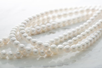 真珠のネックレス 10685004814| 写真素材・ストックフォト・画像・イラスト素材|アマナイメージズ