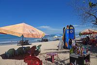 バリ島クタビーチの海岸 10685004928| 写真素材・ストックフォト・画像・イラスト素材|アマナイメージズ