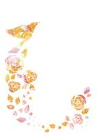 花と鳥 10690000011  写真素材・ストックフォト・画像・イラスト素材 アマナイメージズ