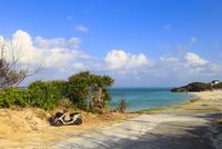南の島のビーチ