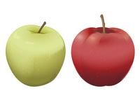 果物 リンゴ 青リンゴ