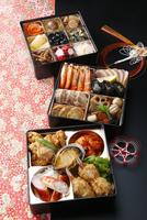 お節料理 10724007089  写真素材・ストックフォト・画像・イラスト素材 アマナイメージズ