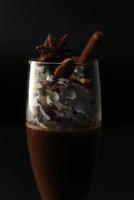 チョコレートゼリー 10724007220| 写真素材・ストックフォト・画像・イラスト素材|アマナイメージズ