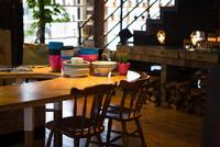 カフェの風景 10726002372| 写真素材・ストックフォト・画像・イラスト素材|アマナイメージズ