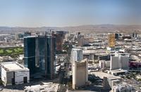 ラスベガス ストラトスフィアタワーから