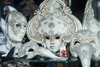 カーニバルの仮面