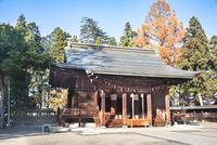 秋の上杉神社