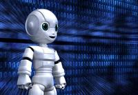 ロボット少年とサイバー世界