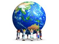 地球を支える人たち
