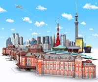 東京の街並み3