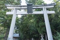 五個荘金堂の町並み,大城神社