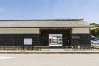 彦根城 馬屋 10737000288| 写真素材・ストックフォト・画像・イラスト素材|アマナイメージズ