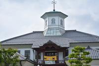 白雲館,八幡堀前 10737000304| 写真素材・ストックフォト・画像・イラスト素材|アマナイメージズ