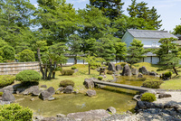 彦根城博物館の日本庭園