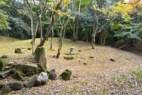 旧彦根藩松原下屋敷(お浜御殿)庭園 10737000348| 写真素材・ストックフォト・画像・イラスト素材|アマナイメージズ