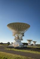ポールワイルド天文台の電波望遠鏡 10743000182| 写真素材・ストックフォト・画像・イラスト素材|アマナイメージズ