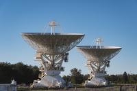 ポールワイルド天文台の電波望遠鏡 10743000183| 写真素材・ストックフォト・画像・イラスト素材|アマナイメージズ