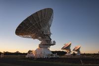 ポールワイルド天文台の電波望遠鏡 10743000184| 写真素材・ストックフォト・画像・イラスト素材|アマナイメージズ