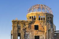広島の原爆ドーム 10743000226| 写真素材・ストックフォト・画像・イラスト素材|アマナイメージズ