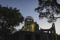 広島の原爆ドーム 10743000227| 写真素材・ストックフォト・画像・イラスト素材|アマナイメージズ