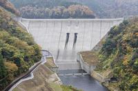 志津見ダム 10743000240| 写真素材・ストックフォト・画像・イラスト素材|アマナイメージズ
