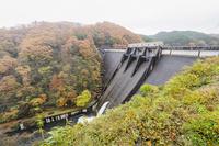 志津見ダム 10743000241| 写真素材・ストックフォト・画像・イラスト素材|アマナイメージズ