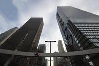 新宿の高層ビル群 10743000308| 写真素材・ストックフォト・画像・イラスト素材|アマナイメージズ