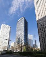 新宿の高層ビル群 10743000338| 写真素材・ストックフォト・画像・イラスト素材|アマナイメージズ