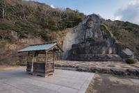 鋸山日本寺の大仏 10743000378| 写真素材・ストックフォト・画像・イラスト素材|アマナイメージズ