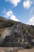 鋸山日本寺の大仏 10743000379| 写真素材・ストックフォト・画像・イラスト素材|アマナイメージズ
