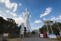 東京湾観音 10743000418| 写真素材・ストックフォト・画像・イラスト素材|アマナイメージズ