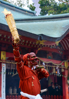 長田神社の節分祭