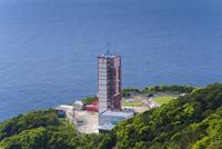 内之浦宇宙空間観測所 10751000387  写真素材・ストックフォト・画像・イラスト素材 アマナイメージズ