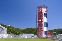 内之浦宇宙空間観測所 10751000390| 写真素材・ストックフォト・画像・イラスト素材|アマナイメージズ