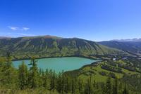 カナス自然保護景観区 カナス湖